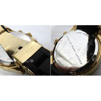 MARC by MARC JACOBS 腕時計 クロノグラフ Rock40 MBM2552 【3月23日値下】