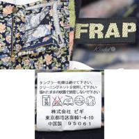 FRAPBOIS 2014S/S バニラン 花柄 ショートパンツ