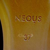 NEOUS 21SS Deuxieme Class 取り扱い ミュール 【9月13日値下】