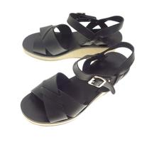 A.P.C. Judith Wedge-Heeled Sandals【SALE】
