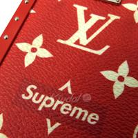 Supreme×LOUIS VUITTON 17AW「Eye-Ttunk for iPhone 7」アイトランクiPhone7ケース