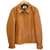 ANDFAMILYS LEATHER SPORT JACKET レザースポーツジャケット LET-1901【SALE】